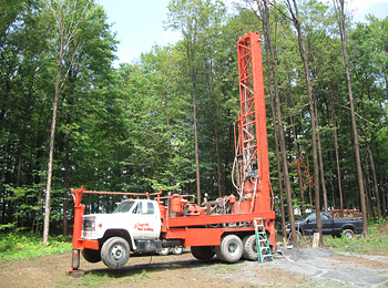 PA & NY Water Well Drilling Cleanouts Pump Geothermal Heating